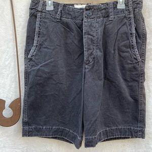 Abercrombie & Fitch Cotton Shorts